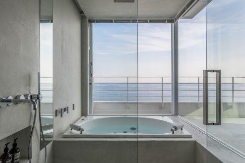 21.七里ガ浜ハウススタジオ 2F・バスルーム