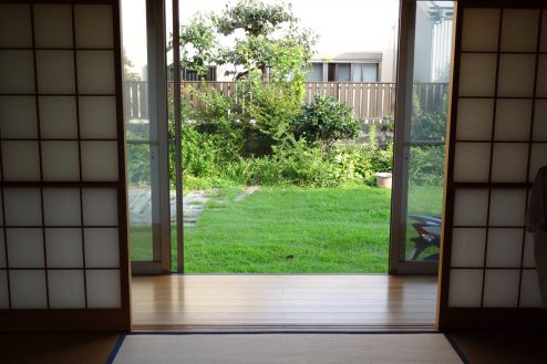 15.川崎市 日本家屋|縁側