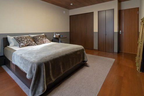 13.SUMIDA洋風スタジオ|2F・寝室