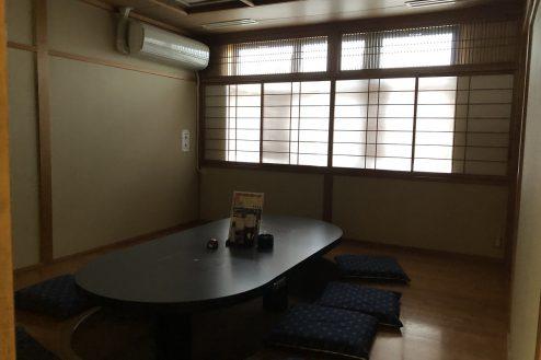 23.江戸一西新井館|2Fレストラン個室