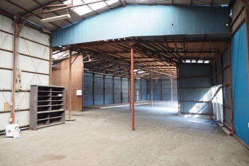 千葉県野田の廃工場|倉庫・事務所・地下室・音出し・ネガティブ