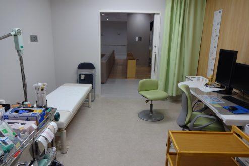 20.久喜病院|診察室