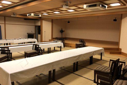14.江戸一西新井館 3F宴会場・舞台
