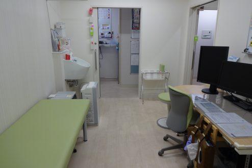 21.久喜病院|診察室