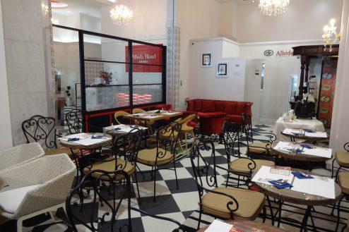 1.屋上テラス・アルビダホテル青山|カフェレストラン