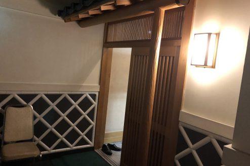 21.江戸一西新井館|4F個室入口