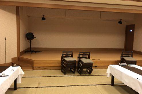 10.江戸一西新井館|3F宴会場・舞台