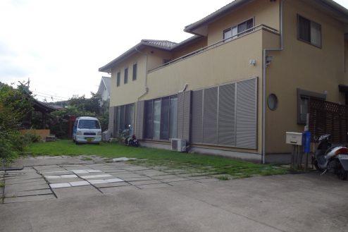 26.川崎市 日本家屋|外観・庭