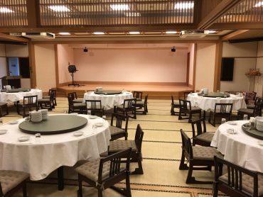 和食レストラン西新井|宴会場・舞台・ステージ・個室・円卓・エントランス・バックヤード・カラオケ・東京