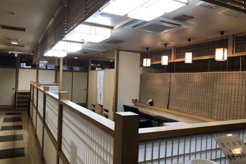 22.江戸一西新井館|2Fレストラン