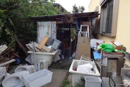 29.川崎市 日本家屋|物置