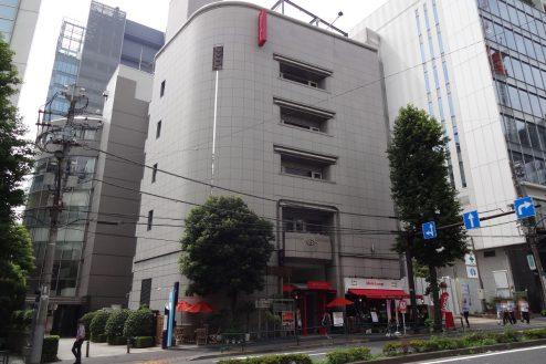 16.アルビダ ラウンジ・アルビダホテル青山|ホテル・外観