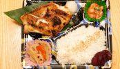越谷八十吉|定食屋さんの炭火焼き弁当|ロケ弁当
