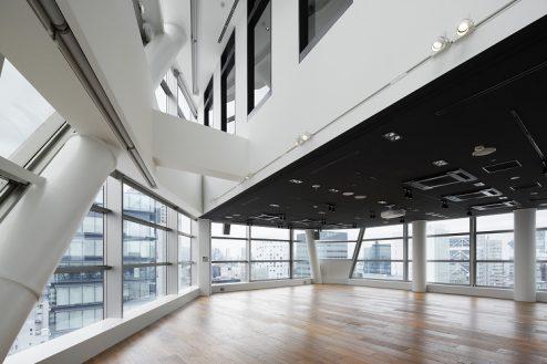 2.クオーツギャラリー 10階フロア