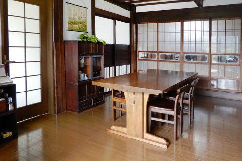 13.洋室・里山スタジオいわふね|台所