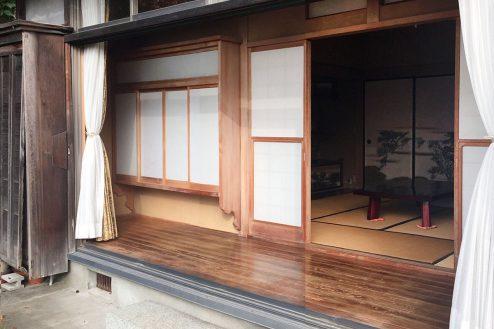 16.洋室・里山スタジオいわふね|和室C縁側