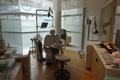 8.クオーツタワークリニック5階|治療室