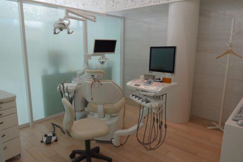 1.クオーツタワークリニック4階|治療室
