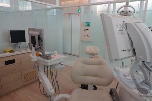 2.クオーツタワークリニック4階|治療室