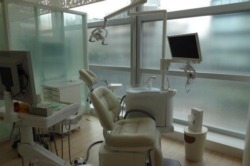 9.クオーツタワークリニック4階|治療室