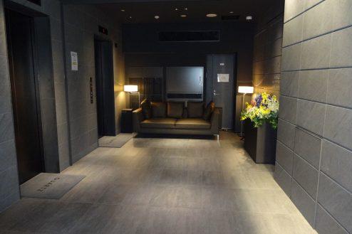 13.クオーツタワークリニック7階|エレベーターホール