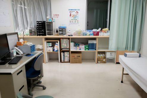 3.旧病院|診察室