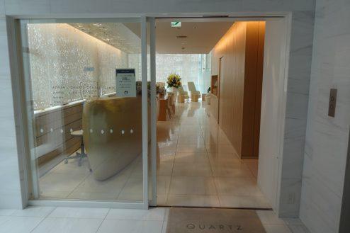 8.クオーツタワークリニック4階|入口