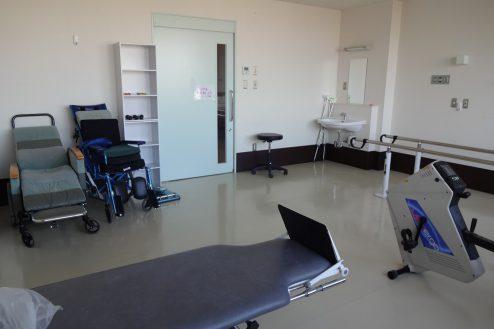 14.旧病院|リハビリ室