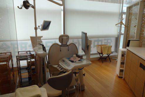 6.クオーツタワークリニック5階|治療室