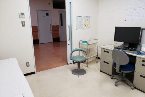 10.病院2棟貸しスタジオ|診察室