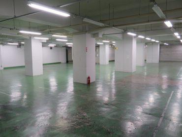 森下倉庫|非常階段・更衣室・車可能・地下駐車場|東京