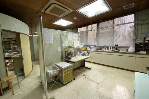 12.佐藤病院|処置室