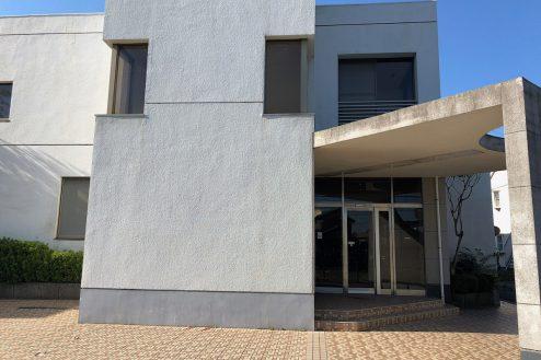 16.佐藤病院スタジオ|外観・正面玄関