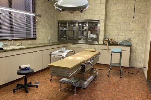 2.佐藤病院|手術室