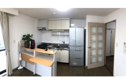 3.府中マンション|603号室・キッチン