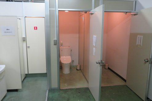 10.森下倉庫|内部・トイレ