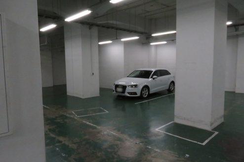 19.森下倉庫|内部・地下駐車場仕様