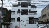 小竹向原マンション|1K・外観・共用部・廊下・エントランス・家具・ハウススタジオ|東京