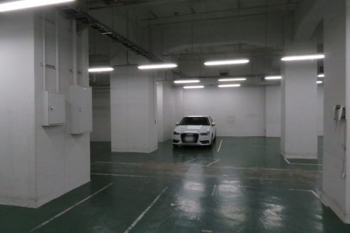 20.森下倉庫|内部・地下駐車場仕様