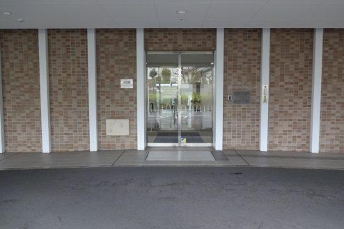 22.かつしか介護老人施設|正面玄関