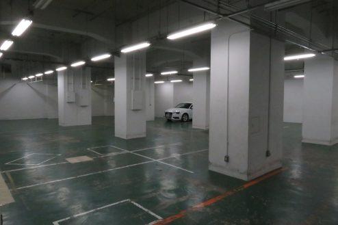 21.森下倉庫|内部・地下駐車場仕様
