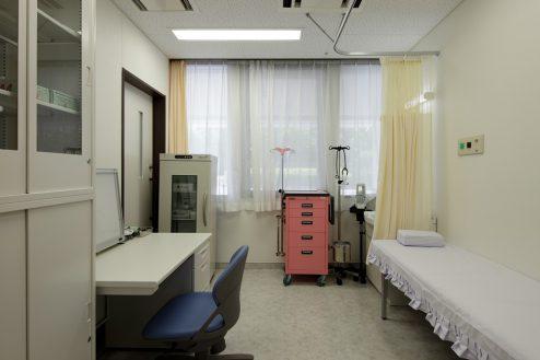 12.かつしか介護老人施設|診察室