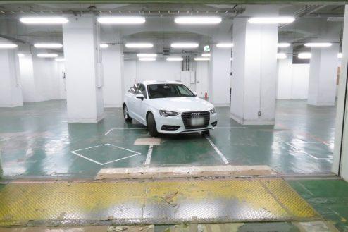 23.森下倉庫|内部・地下駐車場仕様