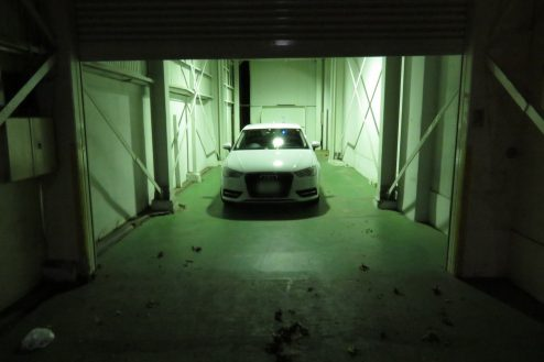 24.森下倉庫|内部・地下駐車場仕様