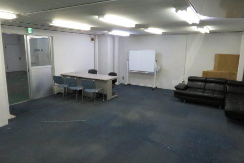 7.森下倉庫|内部・個室(家具付き)