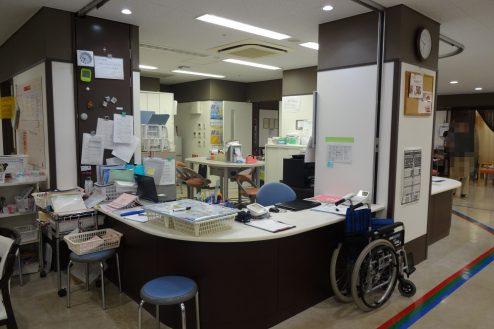 9.かつしか介護老人施設|リハビリ室・サービスステーション