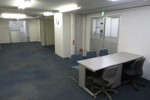 8.森下倉庫|内部・個室(家具付き)