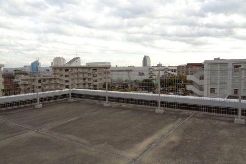 22.横浜リハビリ病院|屋上