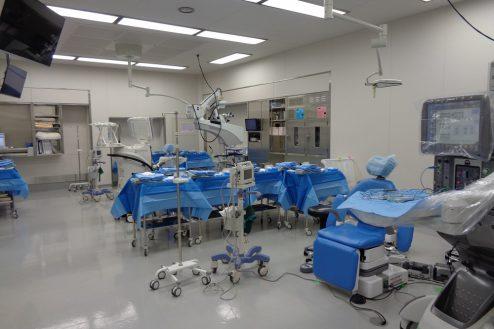 13.前橋クリニック|手術室
