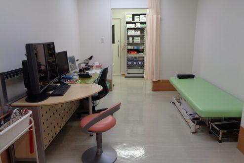 2.横浜リハビリ病院|診察室